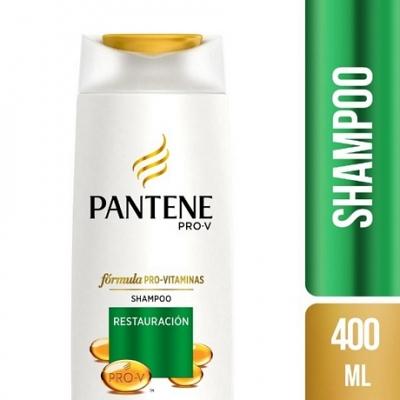 Shampoo PANTENE Restauracion x 400 ml