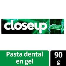 Crema Dental CLOSE UP Menthol x 90 g