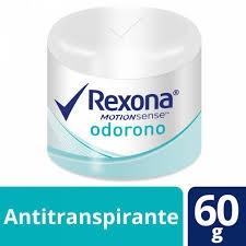 Desodorante Rexona Odorono crema x 60 grs