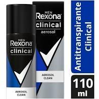 Desodorante REXONA Clinical Hombre x 110 ml