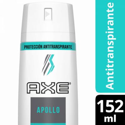 Desodorante AXE Aerosol Apollo x 152 ml