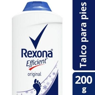Talco Pédico REXONA Efficient x 200 gr