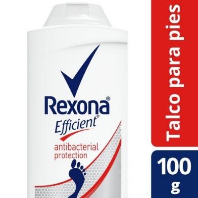 Talco Pédico REXONA Efficient x 100 gr