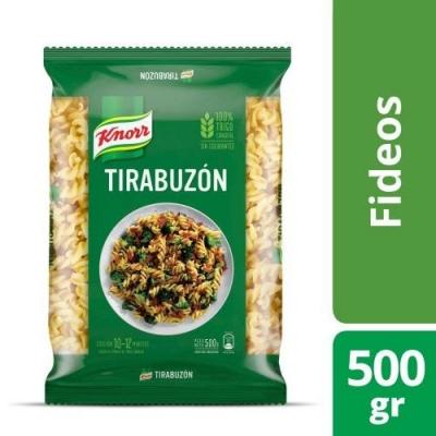 Fideos KNORR Tirabuzon x 500 g
