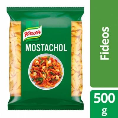 Fideos KNORR Mostachol x 500 g