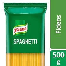 Fideos KNORR Spaguetti x 500 g
