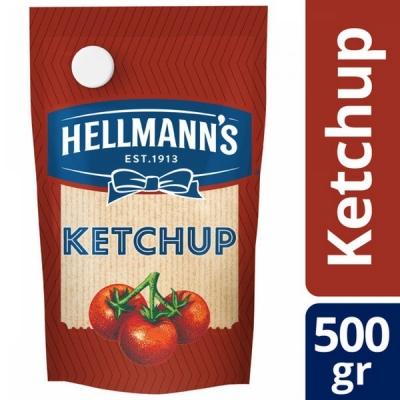 ketchup HELLMANNS Doypack x 500 g