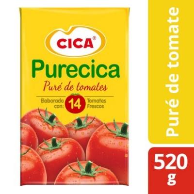 Tomate Pure CICA x 520 g