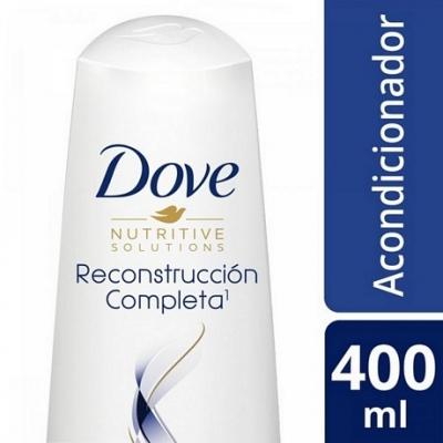 Acondicionador DOVE Reconstrucción Completa x 400 ml