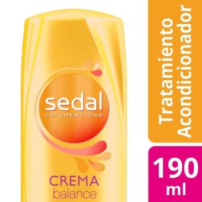 Acondicionador SEDAL Balance x 190 ml