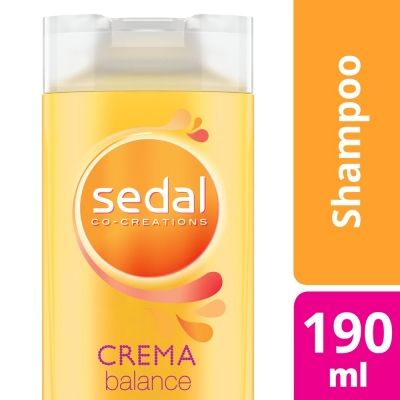 Shampoo SEDAL Balance x 190 ml