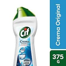 Limpiador CIF Crema  x 375 g