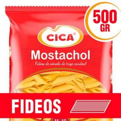 Fideos CICA Mostachol x 500 g