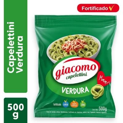 Capeletinis GIACOMO Verdura x 500 g
