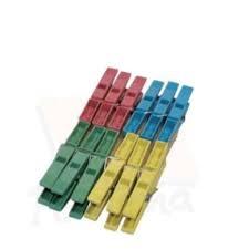 Broches para Ropa Plasticos