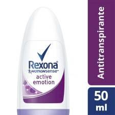 Desodorante REXONA Active Emotion Roll on x 50 ml