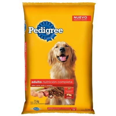 Balanceado PEDIGREE Adulto Carne Pollo y Cereales x 7,5 kg