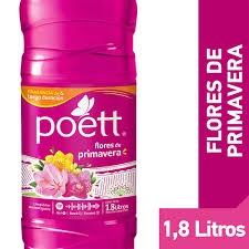 Limpiador Liquido POETT Primavera x 1,8 L