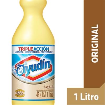 Lavandina AYUDIN Original x 1 L