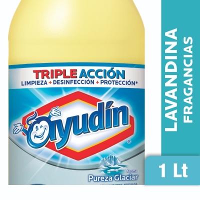 Lavandina AYUDIN GLACIAR x 1 L
