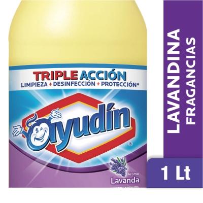 Lavandina AYUDIN LAVANDA x 1 L